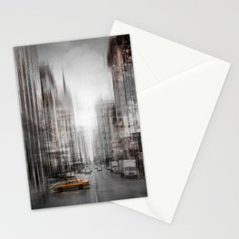 City-Art NYC 5th Avenue Stationery Cards
