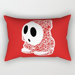 ShyGuy #CrackedOutBadGuys Rectangular Pillow