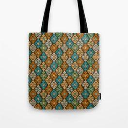 Pattern Kiln Tote Bag