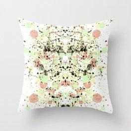 Summer Morning Throw Pillow