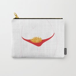 Fries before guys Carry-All Pouch