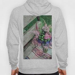 Flower Photography by Artsy Vibes Hoody