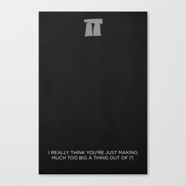 This is Spinal Tap - Stonehenge Canvas Print