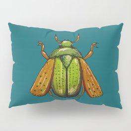 Beetle Wings Pillow Sham