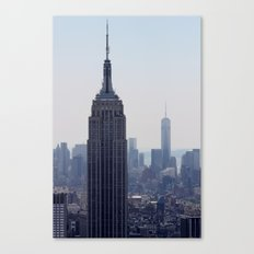 South New York City Canvas Print