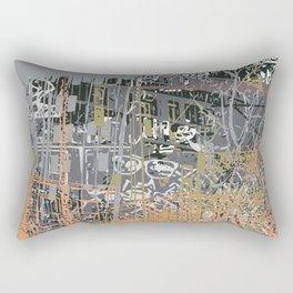 Lifes Clouds Rectangular Pillow