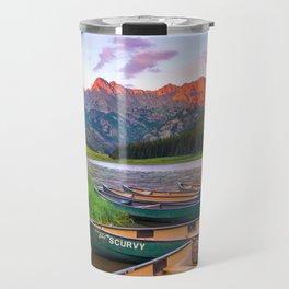 Piney Lake Travel Mug
