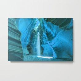 ICE CANYON WANDERLUST / Arizona Desert Metal Print