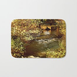The Stream Bath Mat