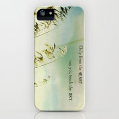Only from the Heart Slim Case iPhone (5, 5s)