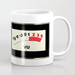 Stereo VU Meters Coffee Mug