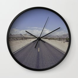 Beatty, NV Wall Clock