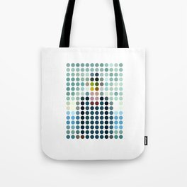 Rene Magritte Remixed Tote Bag