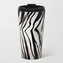 Animal Print, Zebra Travel Mug