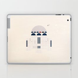 Retro R2 Laptop & iPad Skin