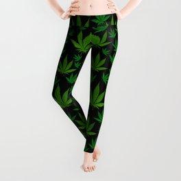 Infinite Weed Leggings
