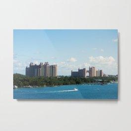 Bahamas Cruise Series 114 Metal Print