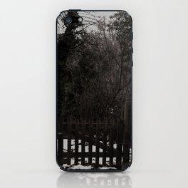 A Door To Nowhere iPhone Skin