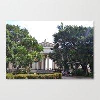cuba Canvas Prints featuring Cuba by jpstrose