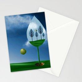 Magritte Mulligan Stationery Cards