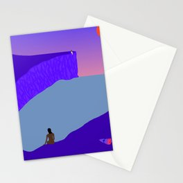 The Space Inbetween Stationery Cards