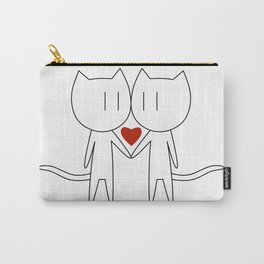 Minou Amour Carry-All Pouch