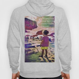 The dream is Gone. Hoody