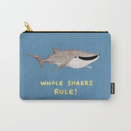 Whale Sharks Rule! Carry-All Pouch