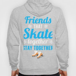 Perfect Gift For Ice Skating Lover. Hoody