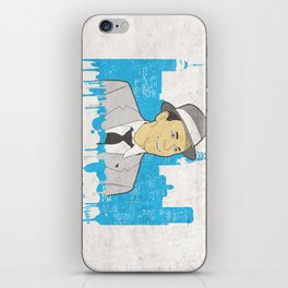 These Litte Town Blues iPhone Skin