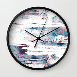 Threadbare Wall Clock