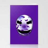 shadow Stationery Cards featuring Shadow  by FWAETI