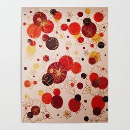 Hibiscus II Poster