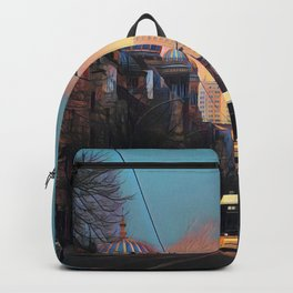 Berlin at Night Backpack