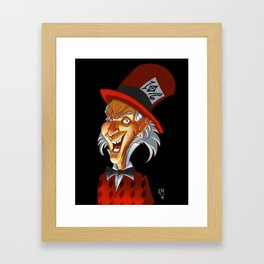 The Hatta Framed Art Print