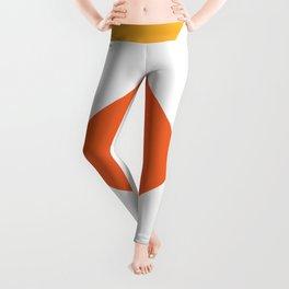 Square Shape Art Leggings