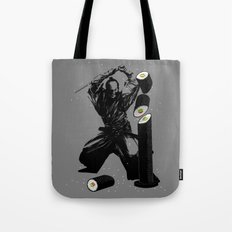 The Sushi Cutter Tote Bag