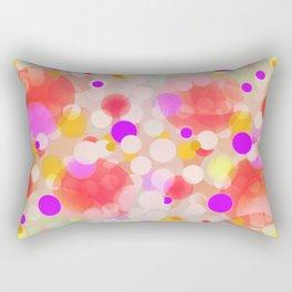 Confettis Party Rectangular Pillow