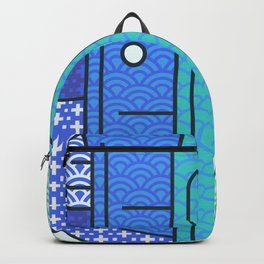 Play on words | Peace Please Backpack