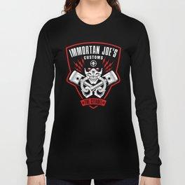 Immortan Joe's Customs Long Sleeve T-shirt