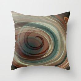creation #2 Throw Pillow
