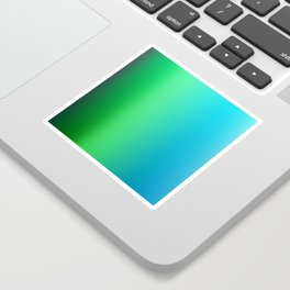 Abstract blurred gradient colorful mesh vector background. Sticker