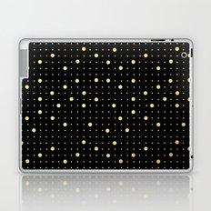 Pin Points Gold Laptop & iPad Skin