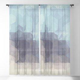 ABS #20 Sheer Curtain
