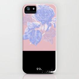 SOFT ROSE iPhone Case