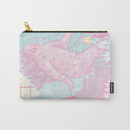 Out For A Walk Carry-All Pouch