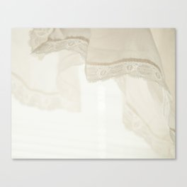 Old Lace Canvas Print