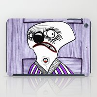 be happy iPad Cases featuring HAPPY by Vanja Cankovic