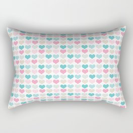 sweet hearts Rectangular Pillow