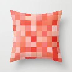 Rando Color 5 Throw Pillow